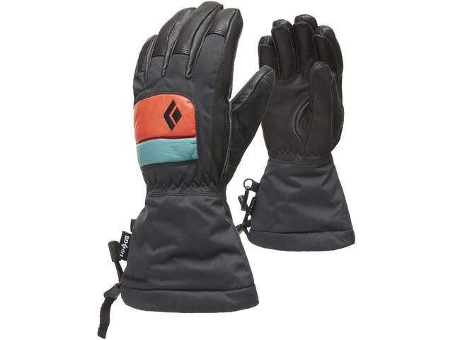 Black Diamond Spark Gloves Kids, negro
